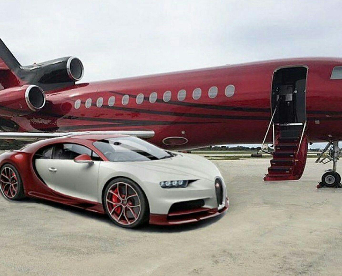 Bugatti Chiron Private Jet Lewis Hamilton Teath LH44  Aviation  By Mel