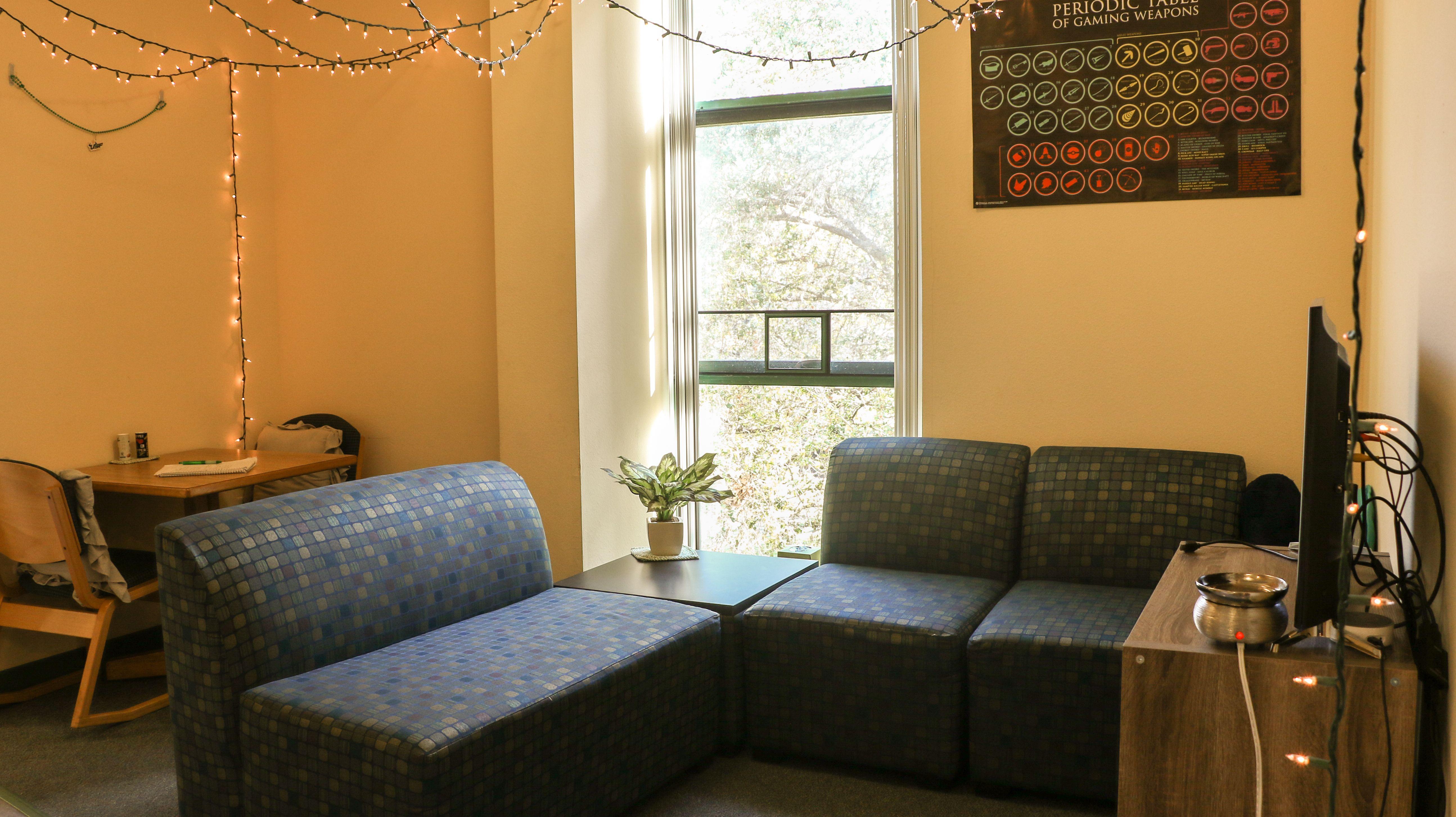 Kosove Apartments Living Room