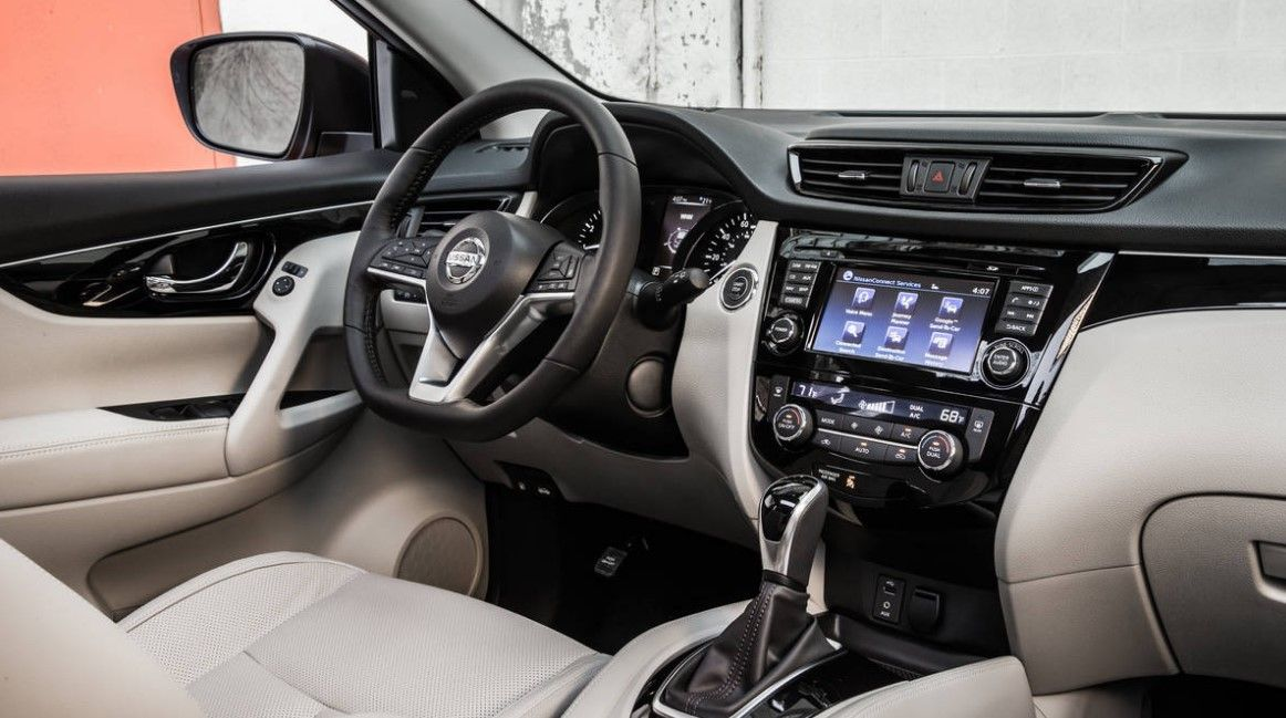 2019 Nissan Rogue Sports Design Modifications Hybrid System
