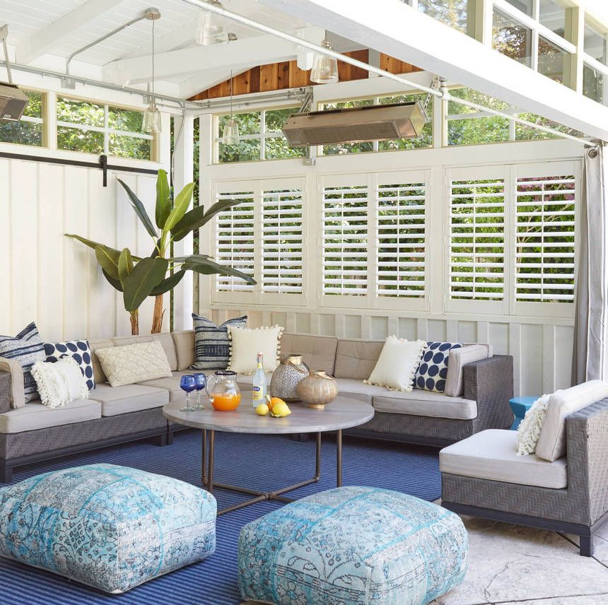 Beach Themed And Style Patio Ideas With Images Outdoor Living