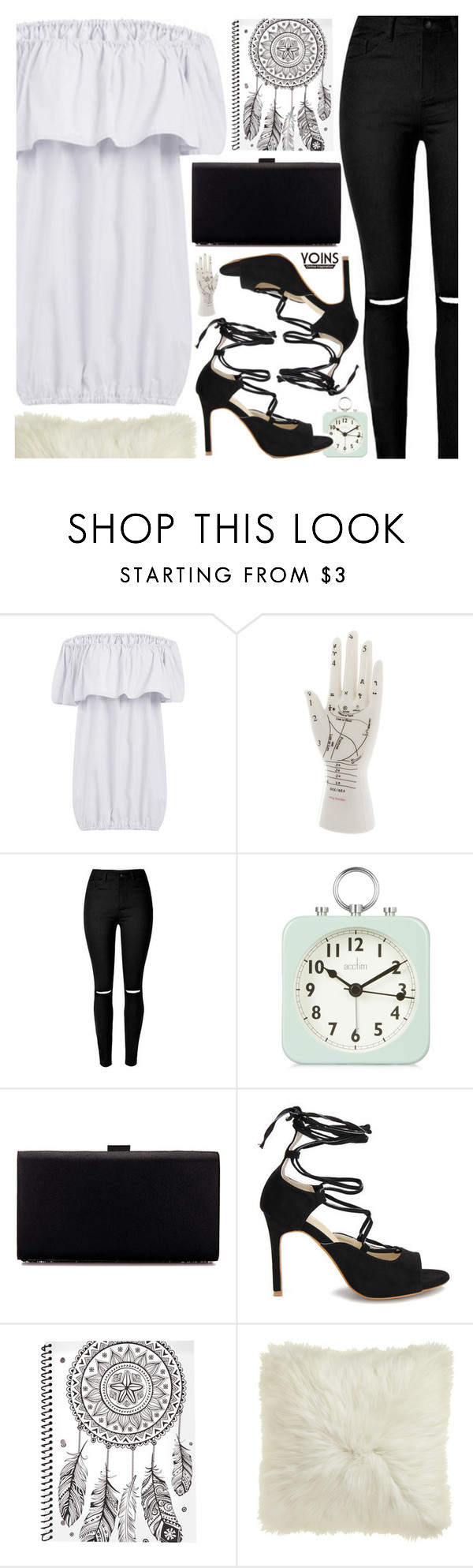 """""""Yoins"""" by pastelneon ❤ liked on Polyvore featuring Acctim"""