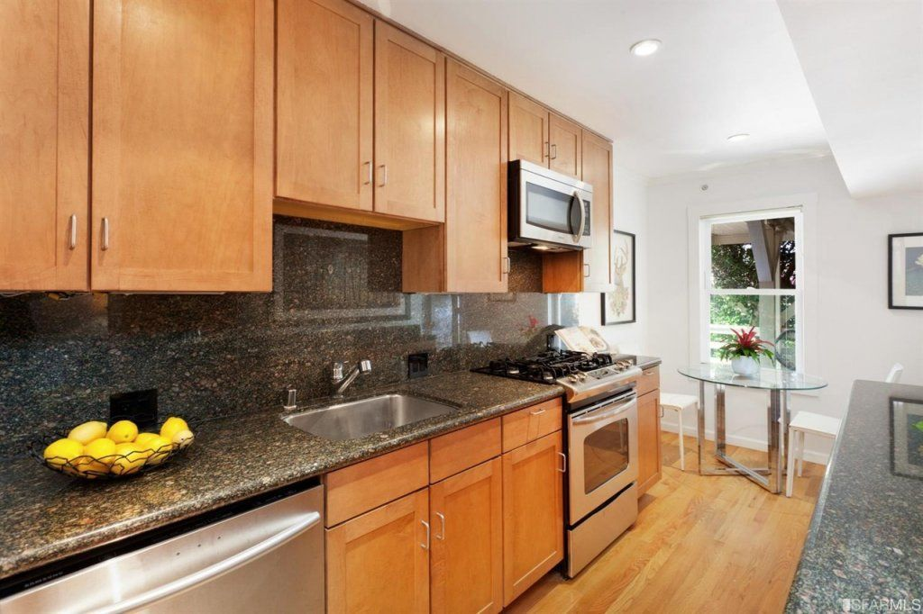 Presidio Heights condo with lush garden and deck asks just ...