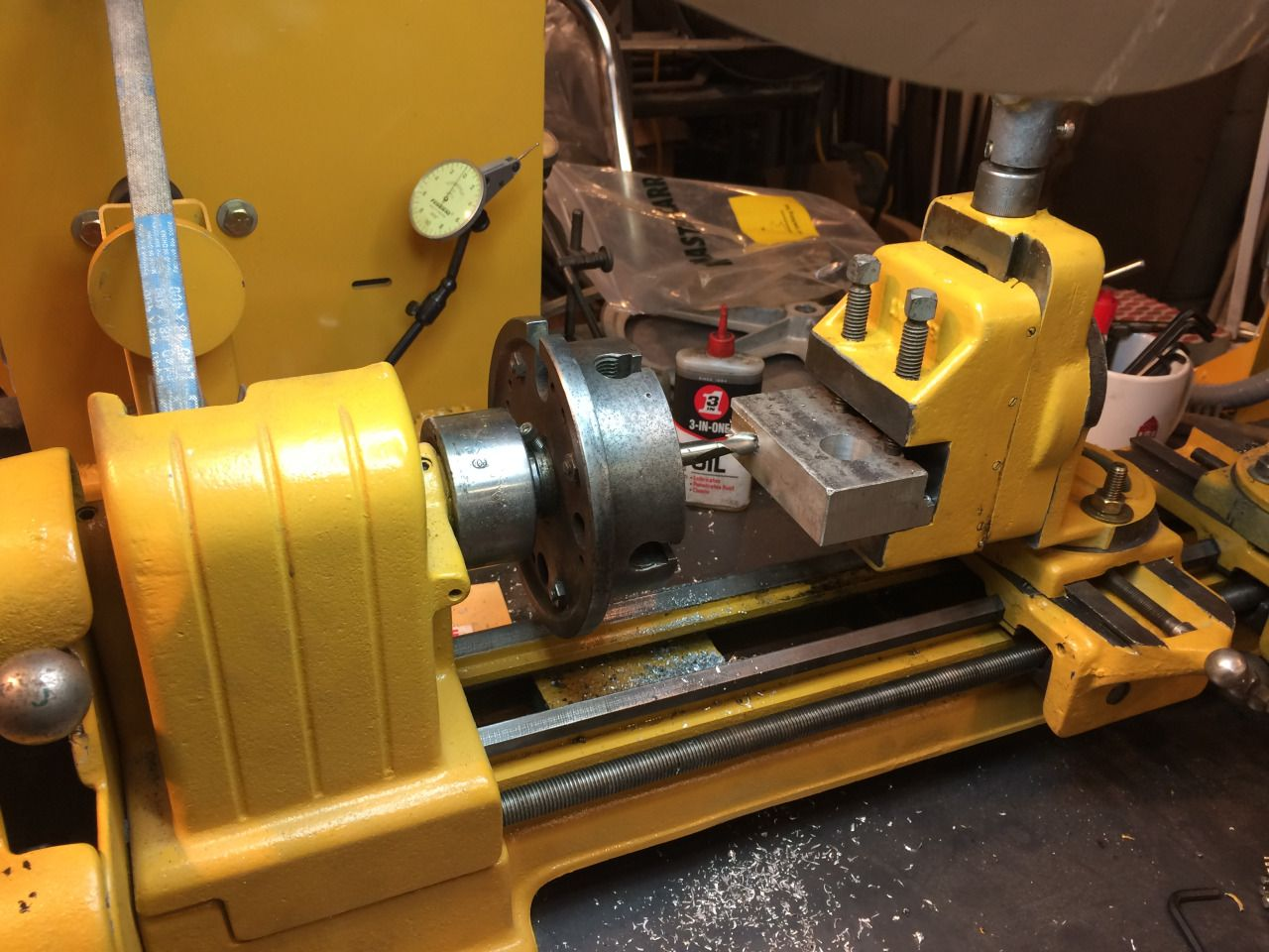 Craftsman 109 milling attachment