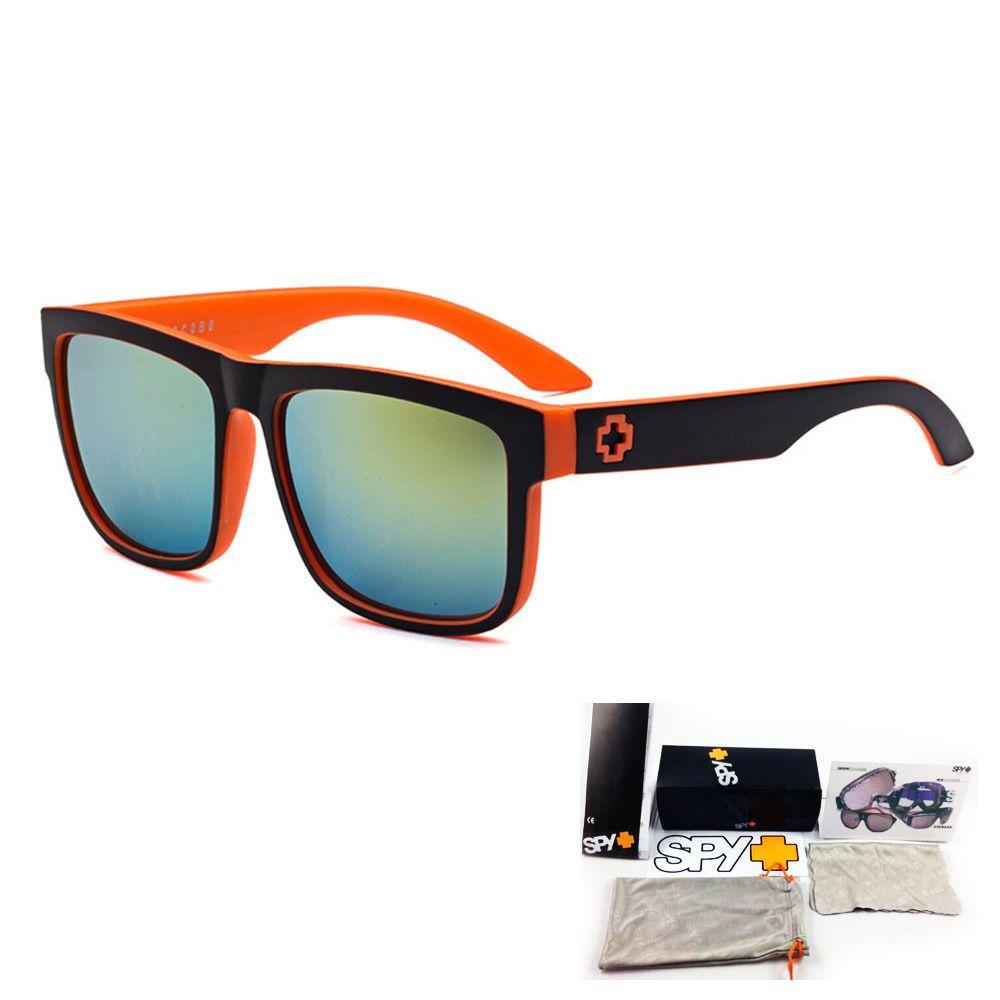 ken block spy Sunglasses with original box 40% off