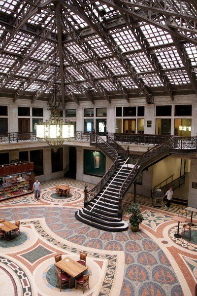 Ellicott Square Building Buffalo Ny Wedding Venue Glass Roof Buffalo Wedding Ny Wedding Venues Ny Wedding