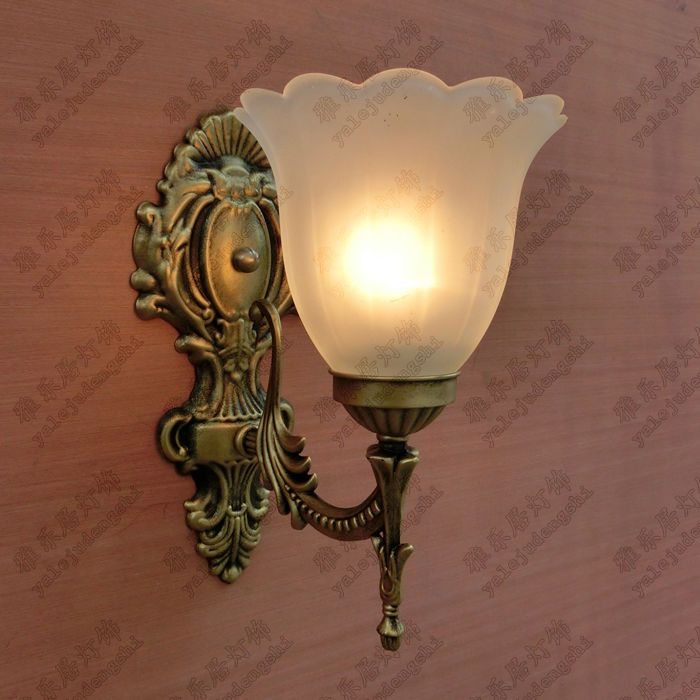 traditional antique iron scrolled sconce wall lights shade on wall sconces id=88212