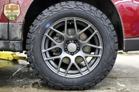 Bf Goodrich All Terrain T A Ko2 225 65r17 All Terrain Tyres Subaru Outback Offroad Tyre Size