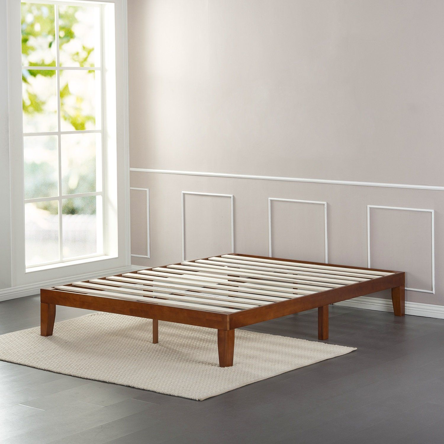 Bed Frames Canada S Best Mattress Solid Wood Platform Bed With
