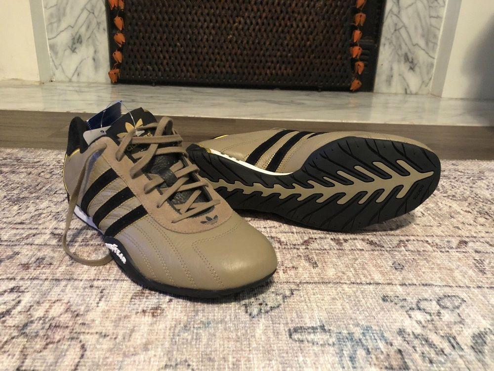 No es suficiente Elucidación trigo  BRAND NEW - ADIDAS ADI RACER LOW Goodyear Men's Sneakers - 9.5 - Tan,  Black, and | Sneakers men, Sneakers, New adidas