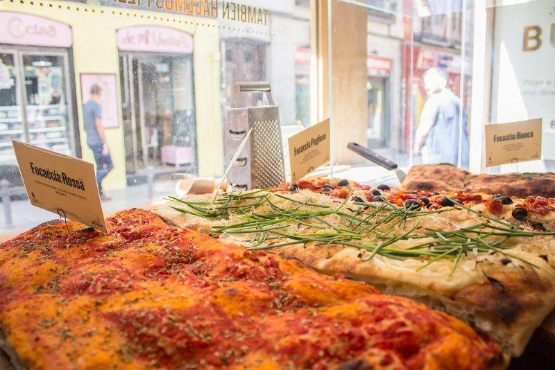Buoni Las Raciones De Pizza Que Comen Los Italianos Ahora En