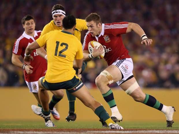 Australia V British And Irish Lions Second Test Player Ratings British And Irish Lions Wales Rugby Team British Lions