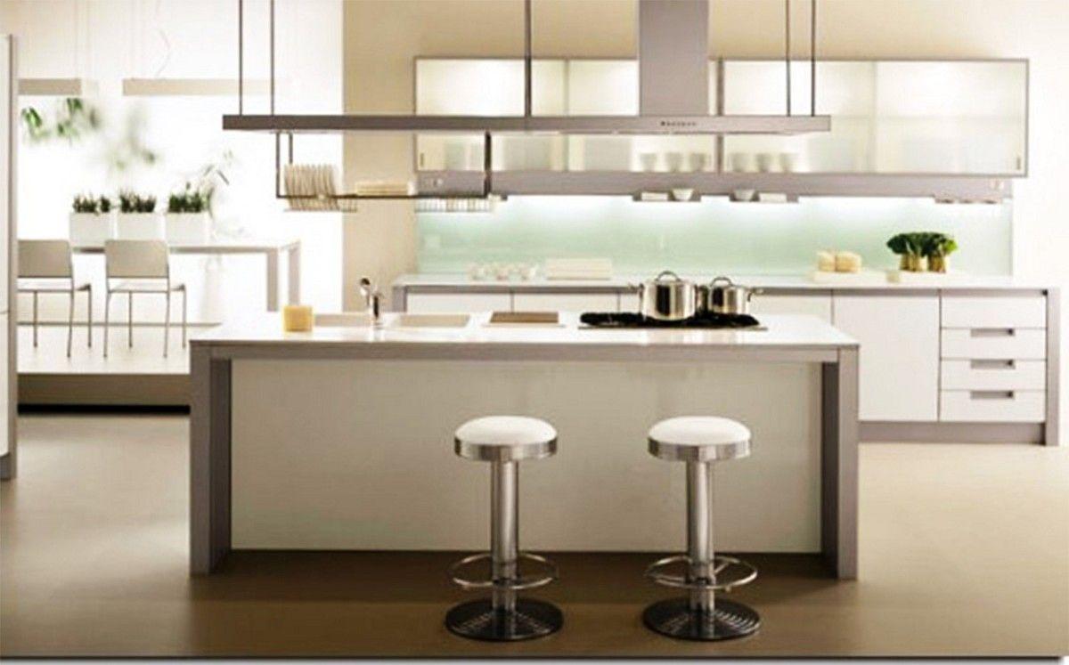 simple modern kitchen island lighting ideas - Contemporary Kitchen Island Lighting