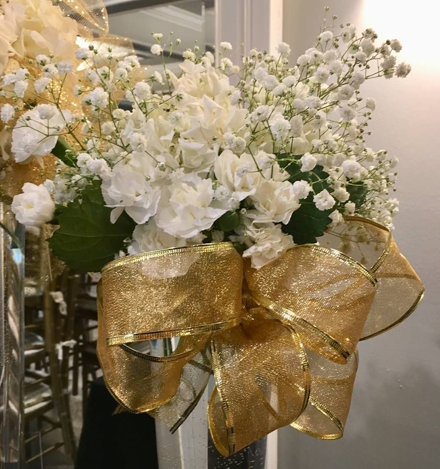 New Years Eve Floral arrangements by Ginger Wood | Holiday ...