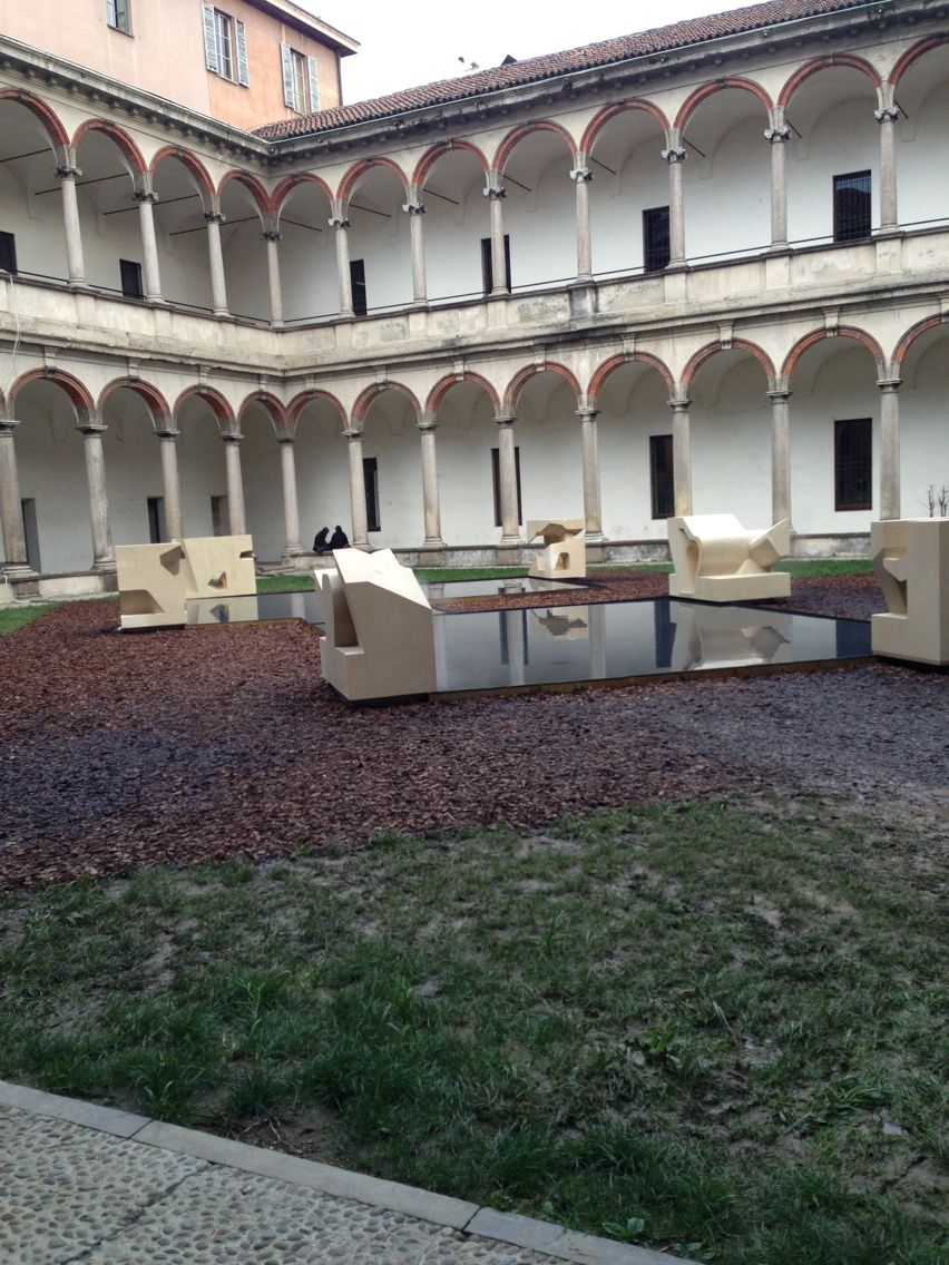 University and Fuori Salone Fair in Milan...