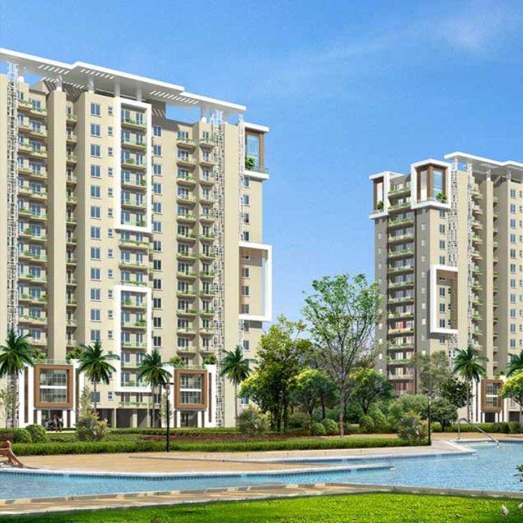 Emaar Palm Gardens Gurgaon in 2020 Palm garden, Gurgaon