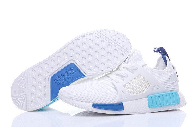 new arrival 483e7 43db3 Free Shipping Only 69$ Adidas NMD XR1 White Blue Teal ...
