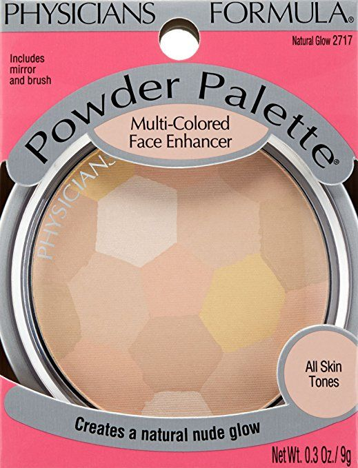 Multi-Colored Pressed Powder by Physicians Formula #9
