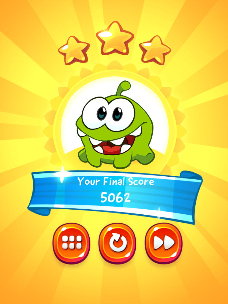 Free Source Code - Cut the Rope