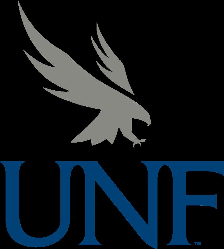 University Of North Florida Logo University Florida Public University