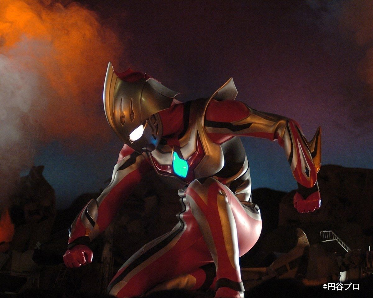 ultraman nexus junis karakter fantasi gambar animasi