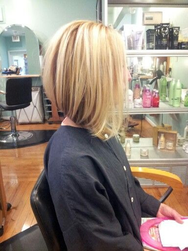 Elevated bob Salon Cheveux Westwood, KS | Haircuts | Pinterest ...