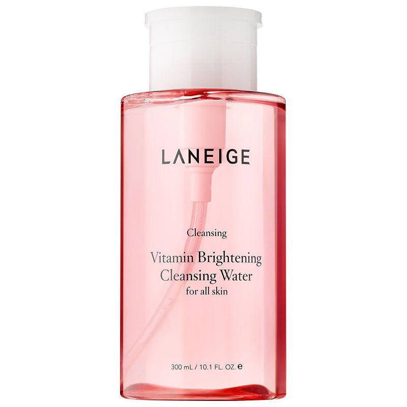 Laneige Vitamin Brightening Cleansing Water Skin Brightening Diy