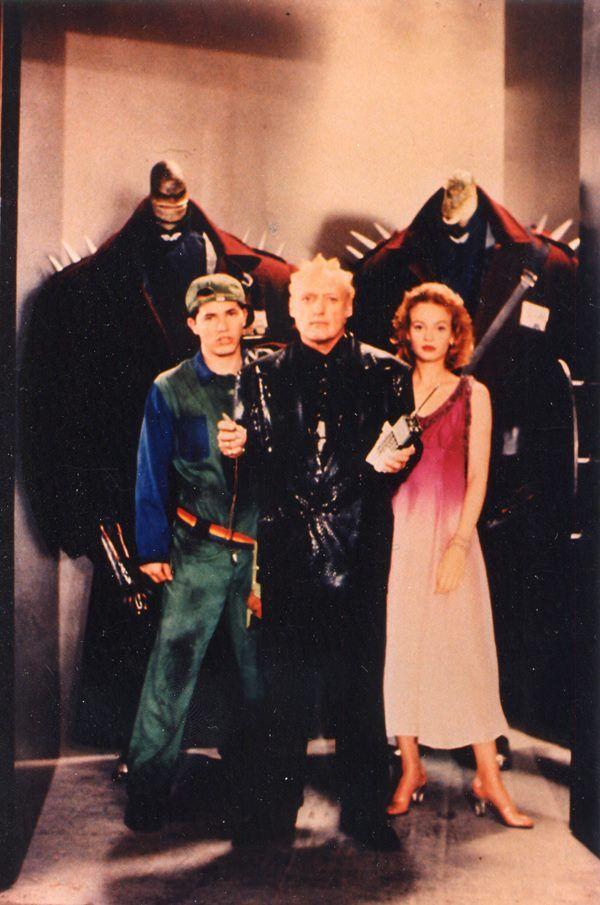 Samantha Mathis As Princess Daisy From Super Mario Bros 1993