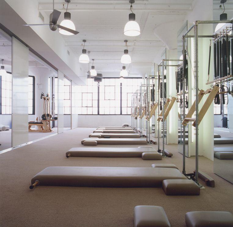 Yoga Studio Lighting Ideas: Pin By StudioHAUS On Gym Club