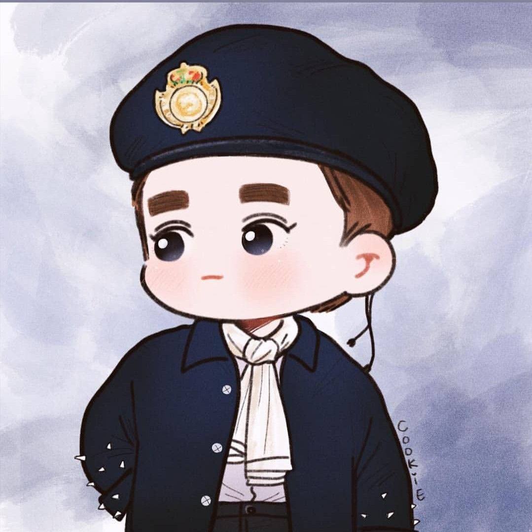 Pin by Parveen on Exo chibi/Fanarts Exo cartoon, Exo