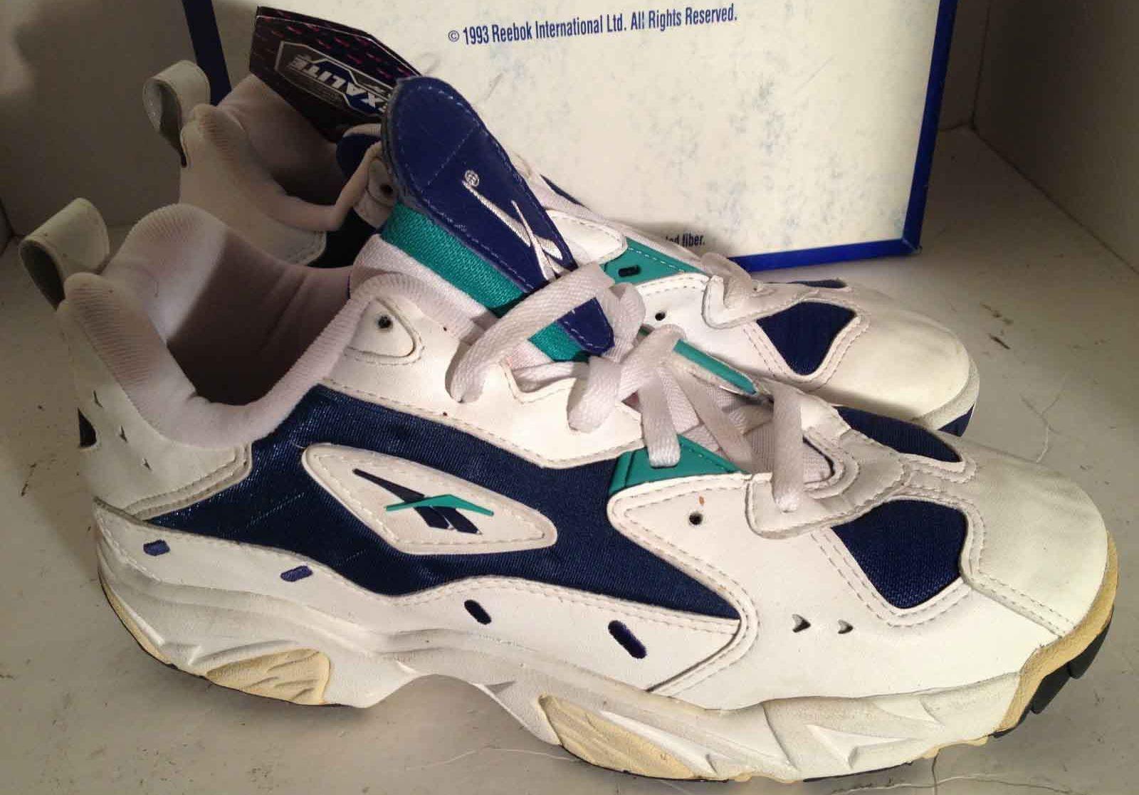 Reebok Blue Low Fitness training shoe