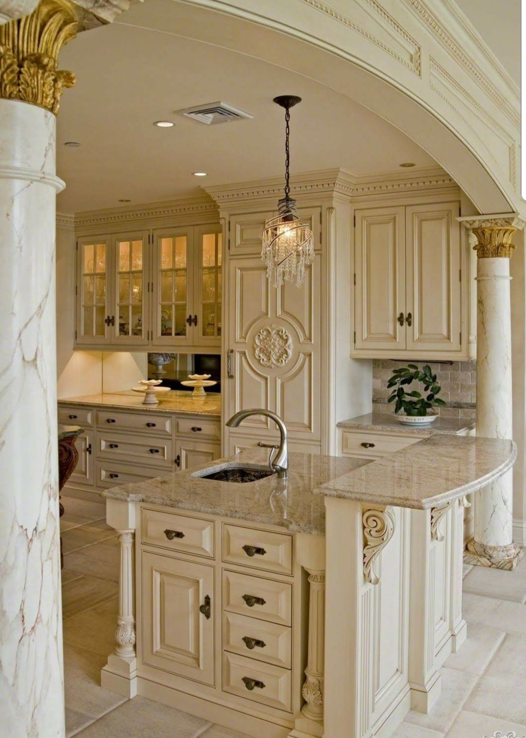 cant cook in  kitchen like this omg best home interior design decorating also beautiful room   rh pinterest