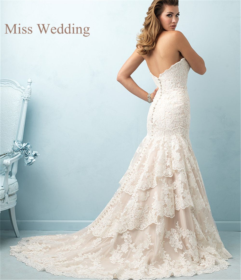 tiered lace wedding dress plus size dresses for wedding guest