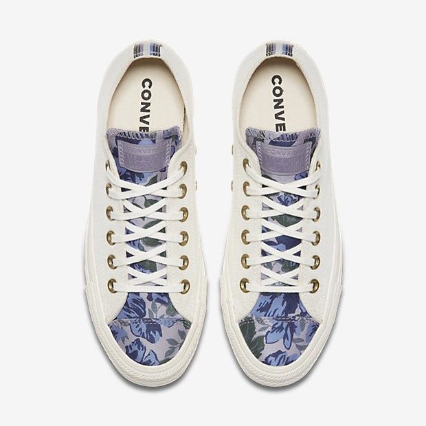 0c17a051d993 Converse Chuck Taylor All Star Parkway Floral Low Top - 10.5 ...