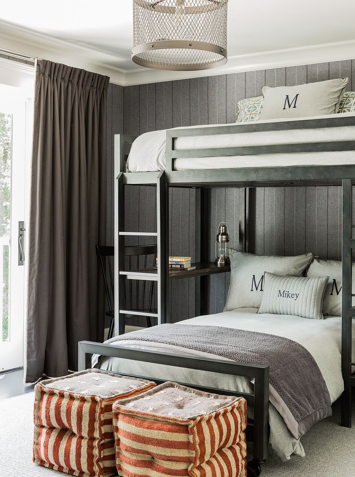 45 Best Boys Bedrooms Designs Ideas And Decor Inspiration Bunk Bed Designs Boy Bedroom Design Bunk Beds Boys