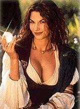 Jacqueline Collen As Maeve The Adventures Of Sinbad