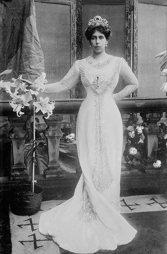 HRH THE PRINCESS VICTORIA MELITA OF EDINBURGH GRAND DUCHESS KYRILL OF RUSSIA | Flickr - Photo Sharing!