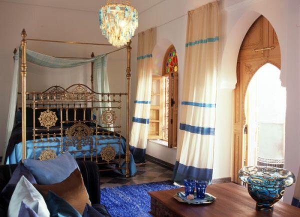 40 Moroccan Themed Bedroom Decorating Ideas Orientalisch und Wohnen - der marokkanische stil 33 orientalische wohnraume mit exotischer note