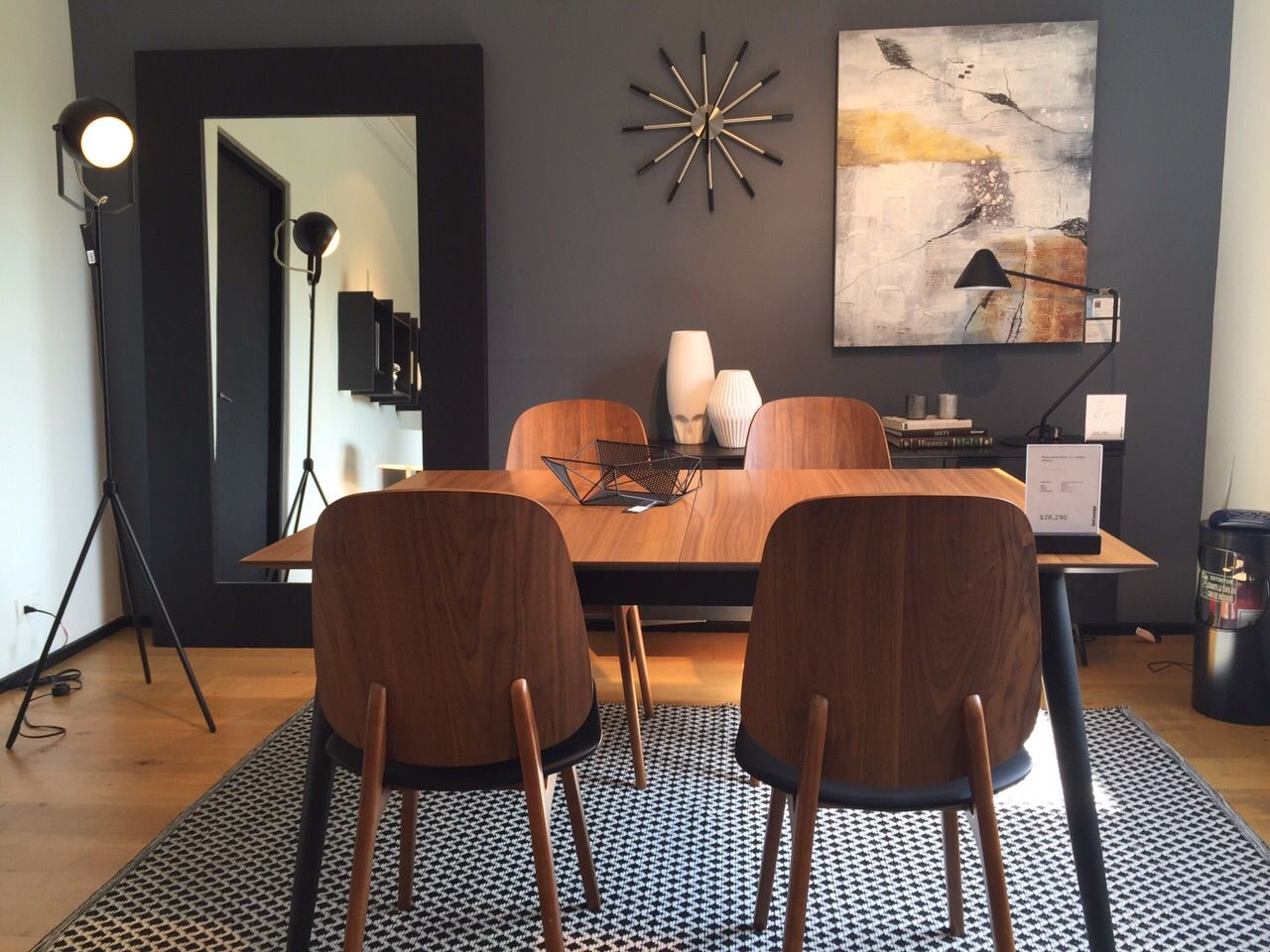 Perfect example of Urban Danish Design BoConcept Altavista
