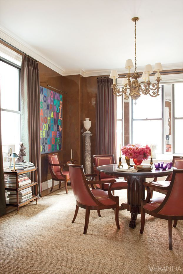 Well-Lived: Artful Manhattan Apartment | Small apartment ...