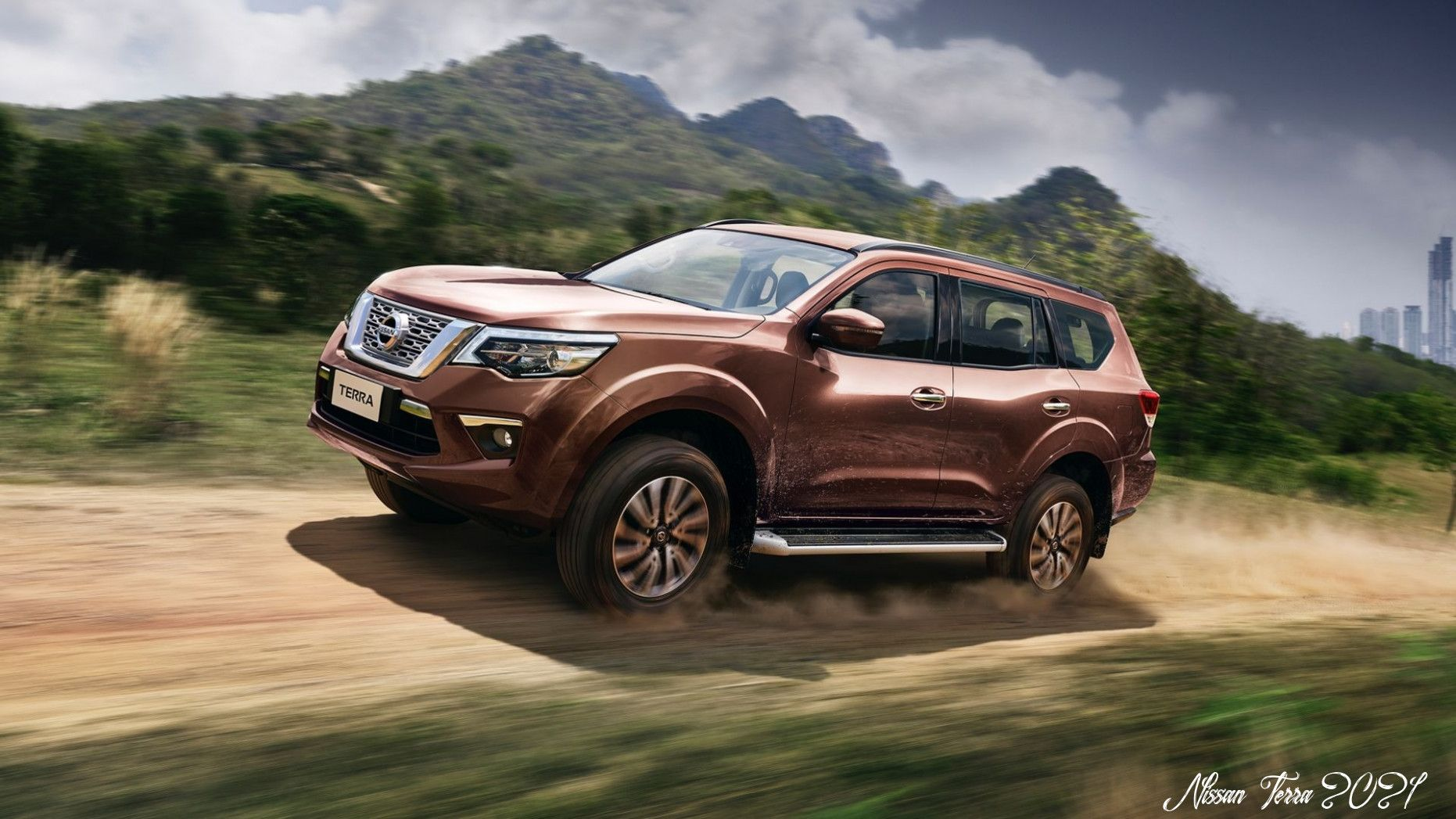 Nissan Terra 2021 Exterior And Interior In 2020 Nissan Suv Fuel Economy