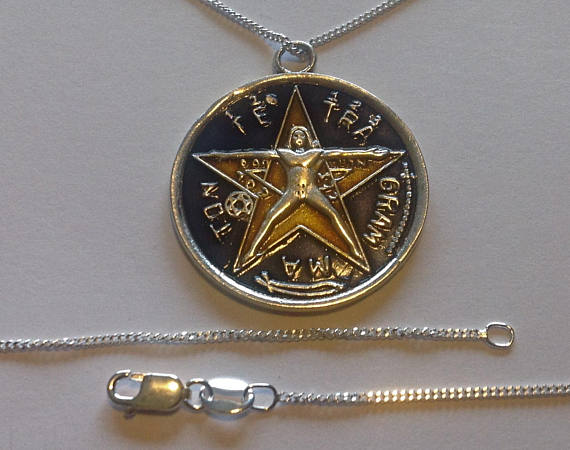 All sterling silver tetragrammaton pendant 18 necklace cool all sterling silver tetragrammaton pendant 18 necklace aloadofball Images