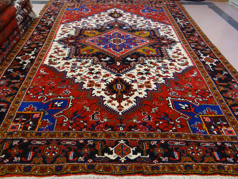 قیمت فرش دستباف لاکی