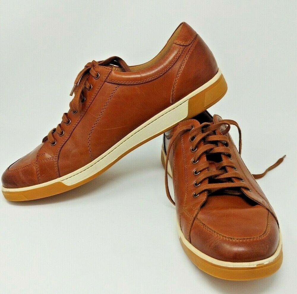 Cole Haan Men Brown British Tan Leather