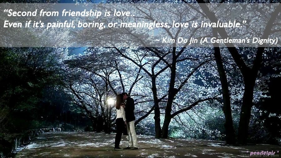 a gentleman s dignity quotes korean drama quotes kdrama