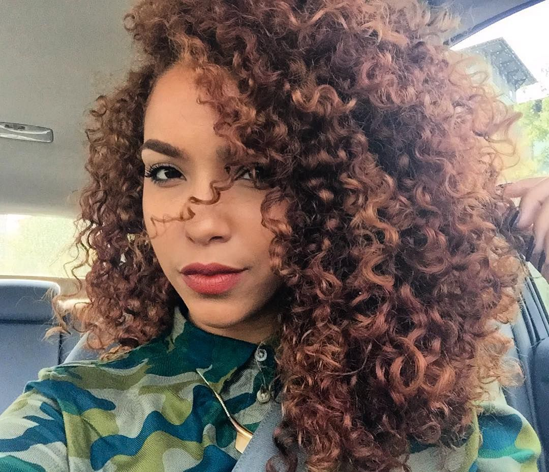 Jade Kendle On Instagram Flourishfriday Is My New Hashtag For When My Curls Just Act Right On Fridays Feel Free To Use At Your Leisure Todays Flourish