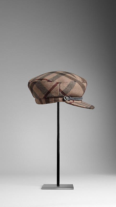 Love Burberry hats!  65fb4045928