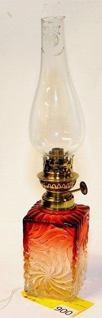 AMBERINA MINIATURE LAMP