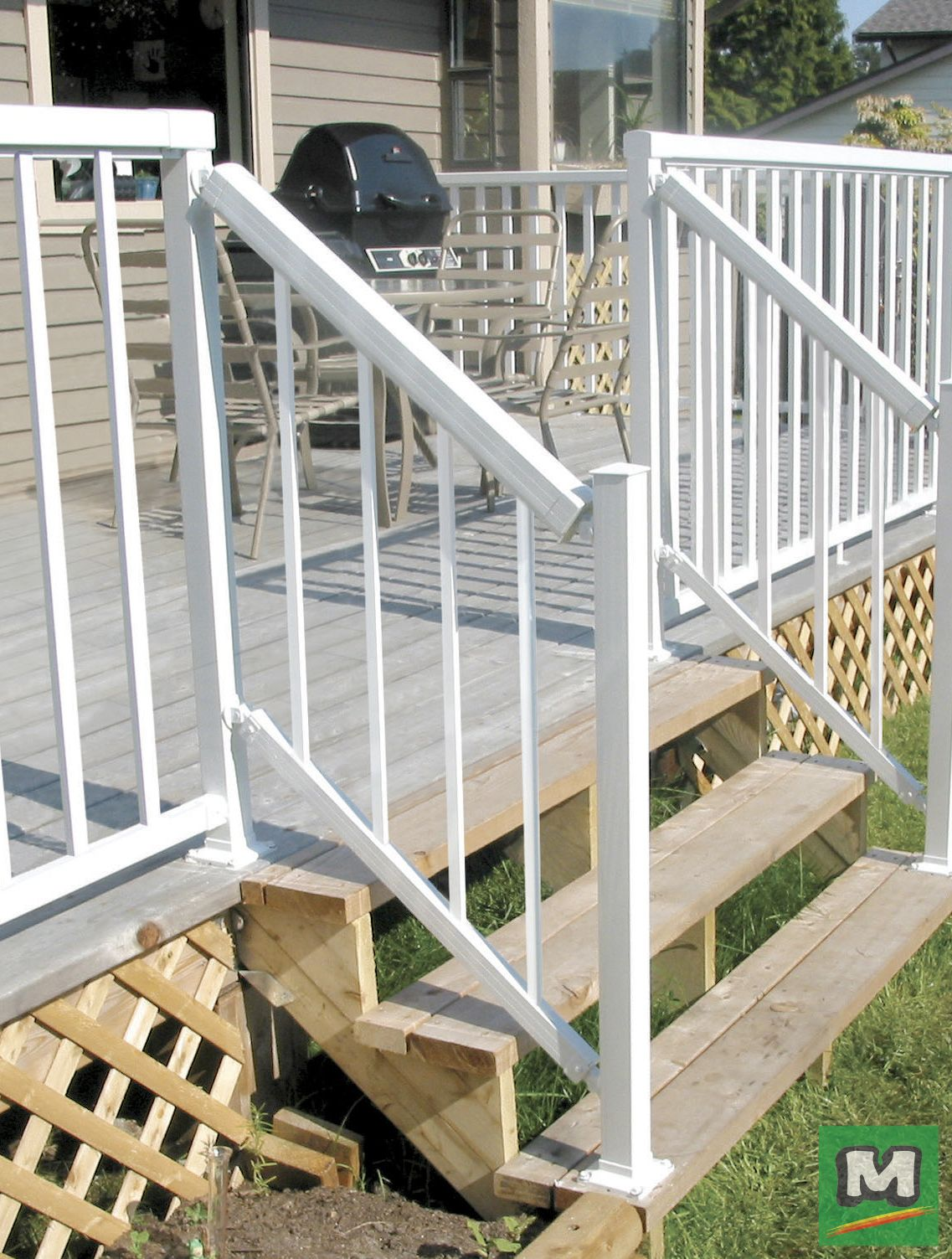 Best Refresh Your Home's Deck With The Railblazers® Aluminum 400 x 300