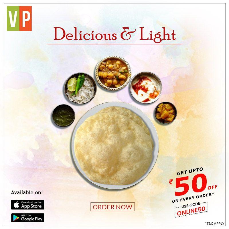 High On The Taste And Light On The Pocket Order Food Online