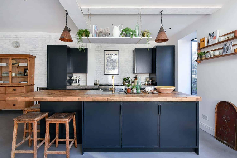 1890 S Victorian Cottage In England Gets A Fascinating Transformation Modern Kitchen Design Kitchen Design Kitchen Interior